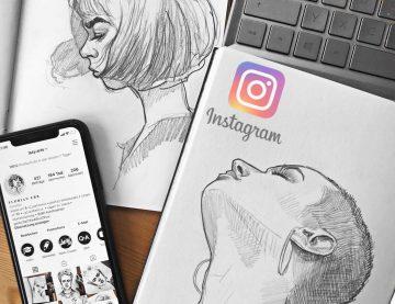 Schöne Instagram Stories erstellen!