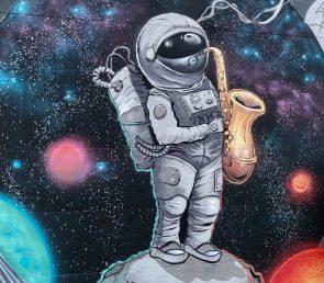 Graffiti-Jam für Künstler in Darmstadt