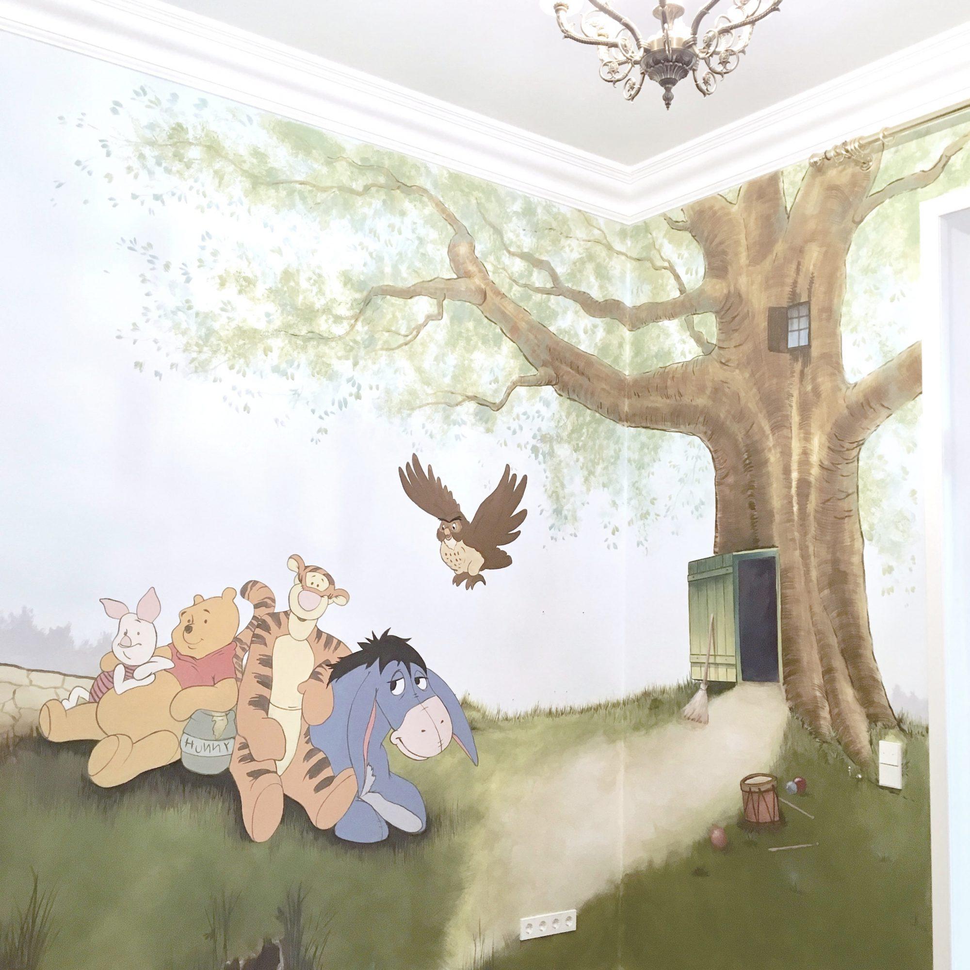 Kinderzimmer Winnie-Pooh