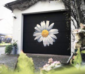 Garagentor bemalen lassen – Frankfurter Künstler macht's möglich!