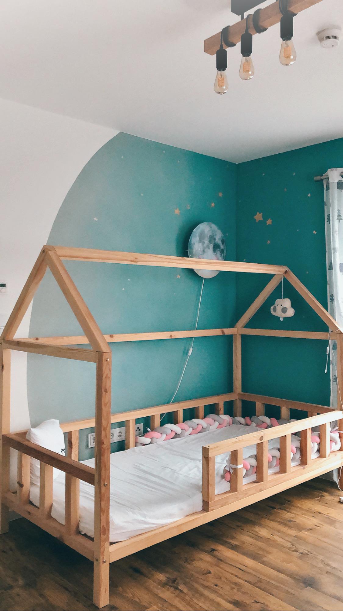 Kinderzimmmer Sternenhimmel